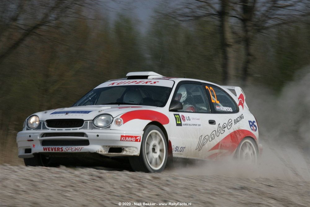 LG Almere Rally