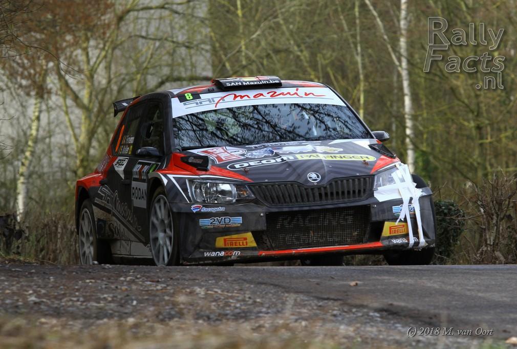 De Spa Rally gaat wel degelijk door op 14 en 15 maart
