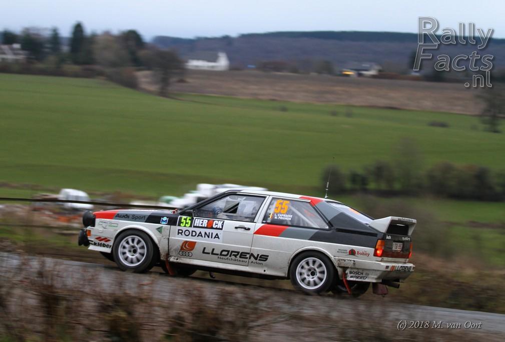 10 Goede redenen om de Rally van Spa niet te missen!