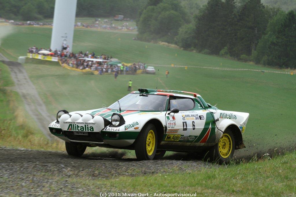 Eifel Rallye Festival: Shakedown