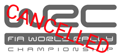 WRC Rally van Chili gecancelled
