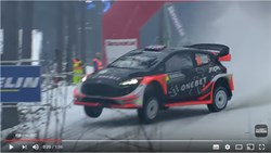 Highlights Rally Sweden 2017 SS16-17