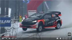 Highlights Rally Sweden 2017 SS16-17