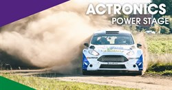 Primeur in de Nederlandse rallysport: de ACtronics Power Stage!