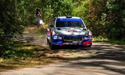 Podium voor Nederlands kampioen Bob de Jong in Vechtdal Rally