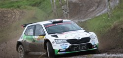 Cherain wint Covid-proof Monteberg Rally