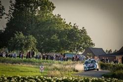 Publiek toegelaten tijdens de Monteberg Rally