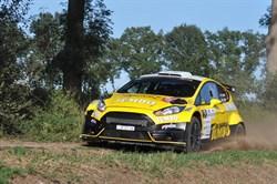 Jasper van den Heuvel wint Vechtdal Rally