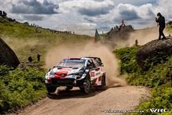 Elfyn Evans wint Rally van Portugal