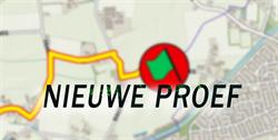 Plannen voor KP Beltrum  tijdens ACtronics Achterhoek Rally