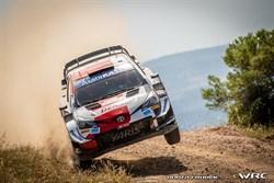 Sébastien Ogier wint de Rally van Italië