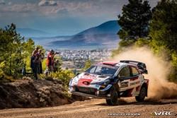 Meesterlijke Rovanperä wint Akropolis Rally