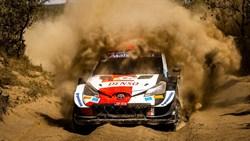 Ogier pakt onwaarschijnlijke Safari Rally overwinning