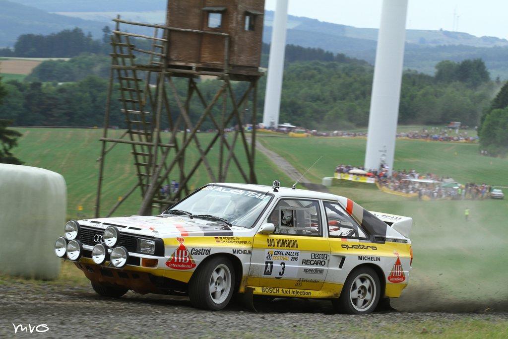 Eifel Rallye Festival: Bosch Super Stage