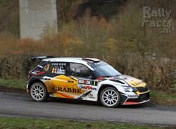 Kris Princen Belgisch rallykampioen 2018
