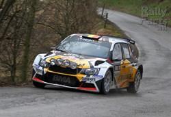 Spa Rally verplaatst naar 12 en 13 december