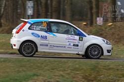 Goede start rallyseizoen voor VB Rallysport