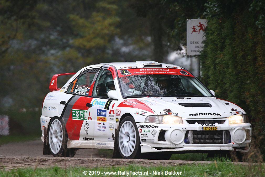 Conrad Twente Rally geannuleerd