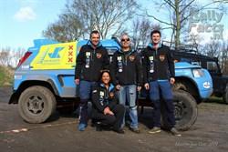 Outland Rallyteam onderweg naar Marokko