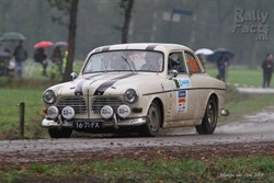 Historic Twente Rally