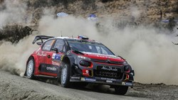 WRC Rally van Mexico - Highlights van zaterdag