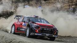 WRC Rally van Mexico - Highlights van zaterdag