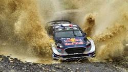 Highlights WRC Australië