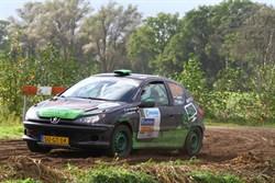 Ter Harmsel kampioen 206 Rally Cup