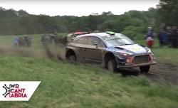 WRC Rally van Polen