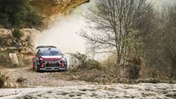 WRC Rally van Catalonië