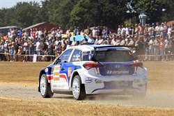 Kobus verstevigt positie in Eurol R5 Rally Challenge