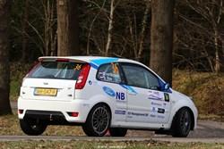 VB Rallysport zet grote stap richting kampioenschap in ELE Rally