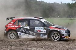 Adrian Fernémont domineert East Belgian Rally