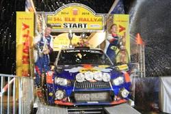Openingswedstijd Eurol R5 Rally Challenge prooi voor Hermen Kobus