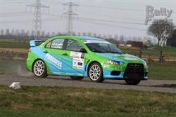 Keurig resultaat voor VDZ Racing in Zuideree Rally