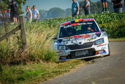 2 Jobfixers Skoda R5 in Rally Deutschland