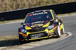 Prima debuut van Deijne tijdens Circuit Short Rally