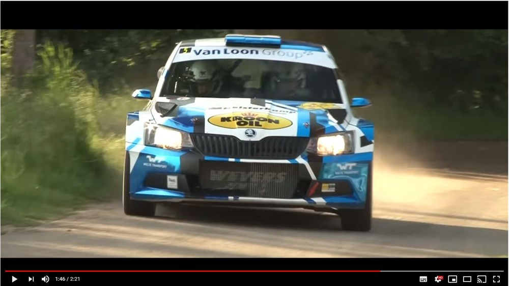 ELE Rally 2019 - Van Loon Racing