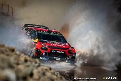 Sébastien Ogier wint de WRC Rally van Turkije