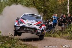 WRC Rally van Finland 2019