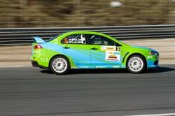 Heerlijk opwarmertje voor VDZ Racing op Circuit Zandvoort