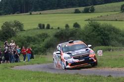 Munster wint met zijn Opel Corsa Rally4