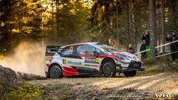 Elfyn Evens dominant in Rally van Zweden