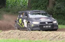 Michiel Becx wint de Vechtdal Rally