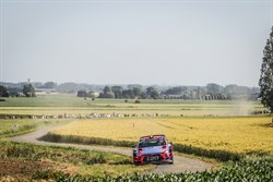 De Renties Ypres Rally Belgium in het FIA WRC 2020