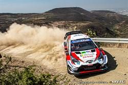 Sebastien Ogier wint ingekorte WRC Rally van Mexico