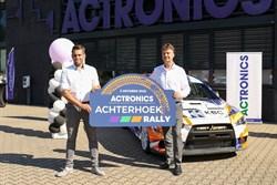 ACtronics nieuwe hoofdsponsor Achterhoek Rally