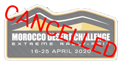 Morocco Desert Chalenge (Cancelled)