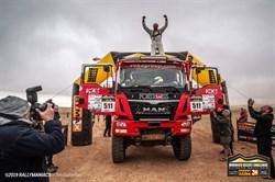 Geslaagde 11de editie Morocco Desert Challege