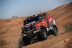 Mammoet Rallysport bijt van zich af in slotetappe